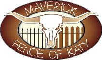 Maverick Fence Of Katy, Logo