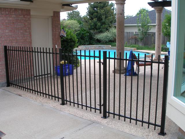 Pool And Breezeway Fencing Katy, TX
