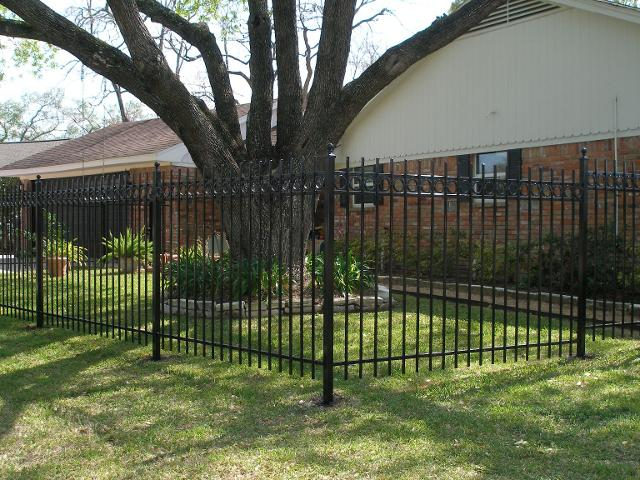 Iron Fencing | Katy, TX